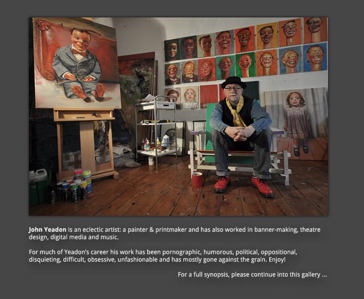 Jan12 About John Yeadon P1 [Photo by Marta Kochanek www.martakochanek.com]