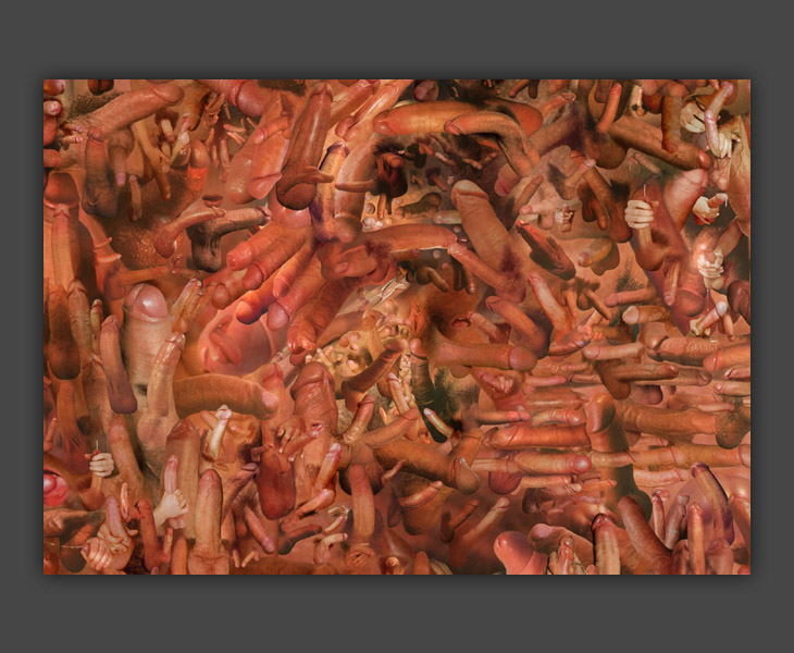 Congeries Carnis   [Detail 4]