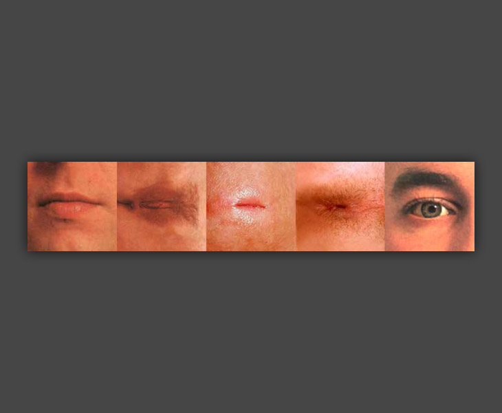 More Lips: Eye Line