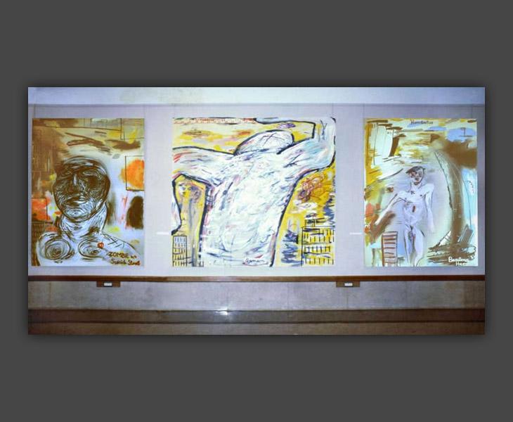 Suicide Triptych