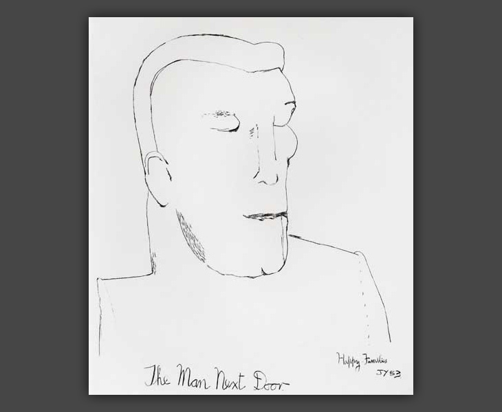 The Man Next Door [1983]