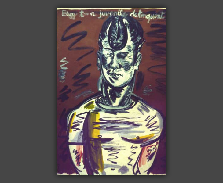 Elegy to a Juvenile Delinquent [1982]