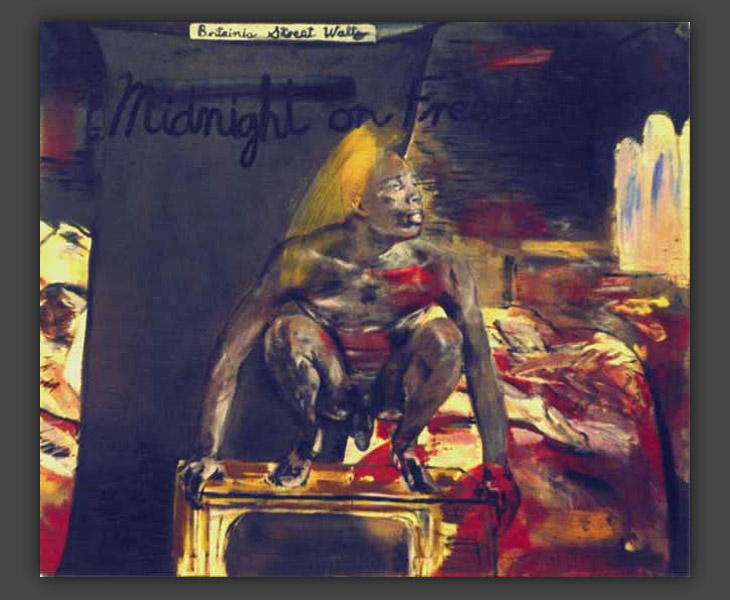 Midnight on Freedom (Britannia Street Waltz) [1982]