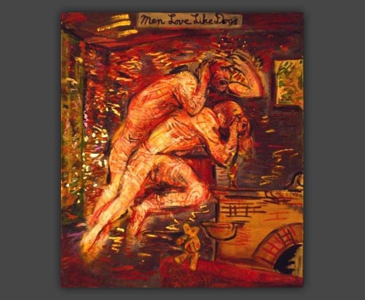 Homage to Karol Konieczny (Buchenwald) [1983]