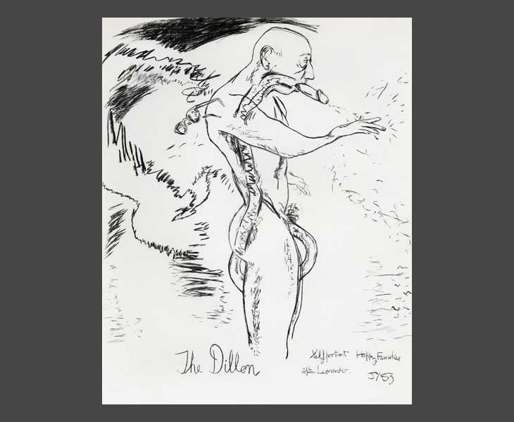 Dillen Self Portrait [1983]