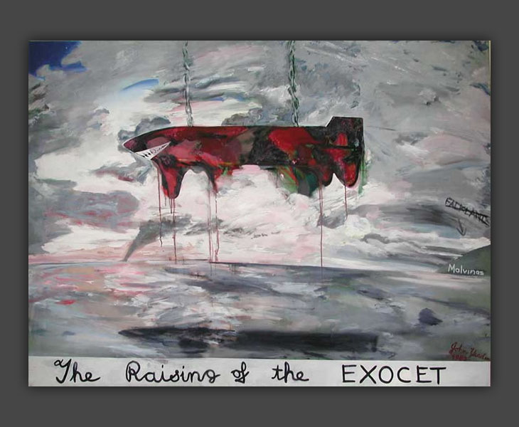 The Raising of the Exocet