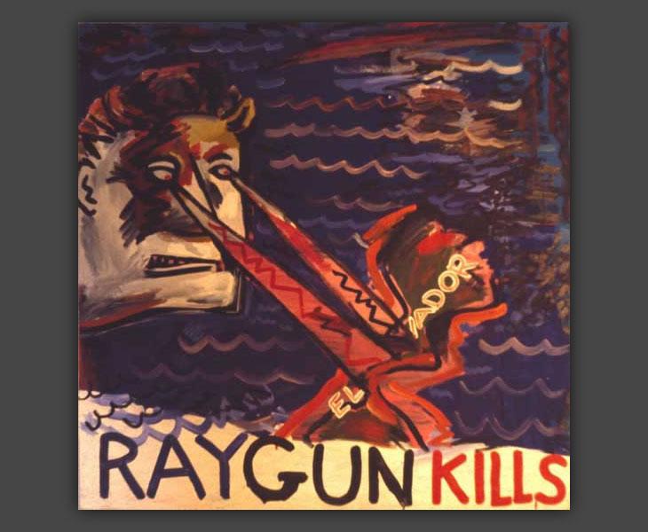 Raygun Kills [study]