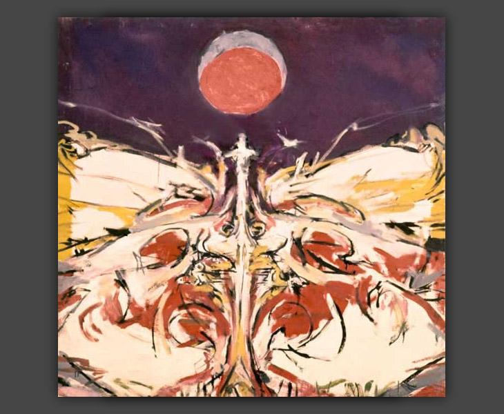 Totem Landscape (1)  [1968]