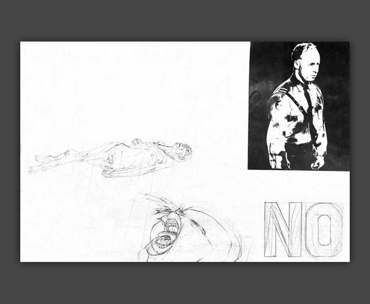 No (drawing) [1975]