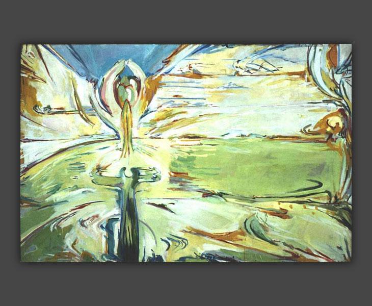 Totem Landscape (3)  [1968]