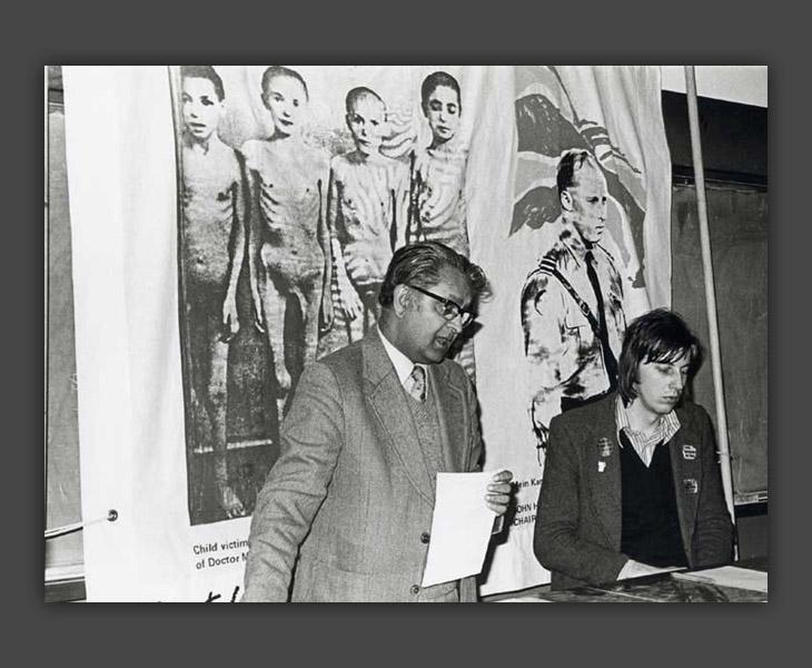Lest We Forget - Vishnu Datt Sharma, Coventry Polytechnic Students Union 1977