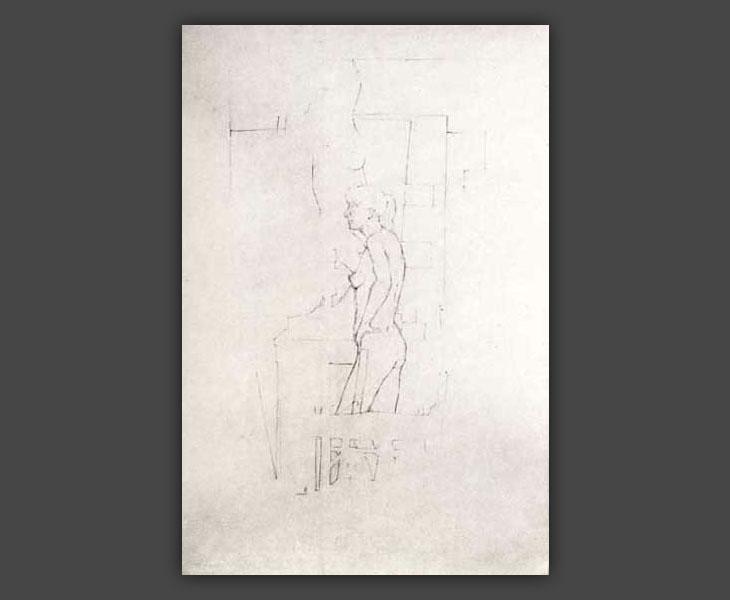Life Drawing  [1965]