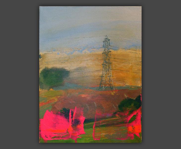 Landscape with Pylon   2012