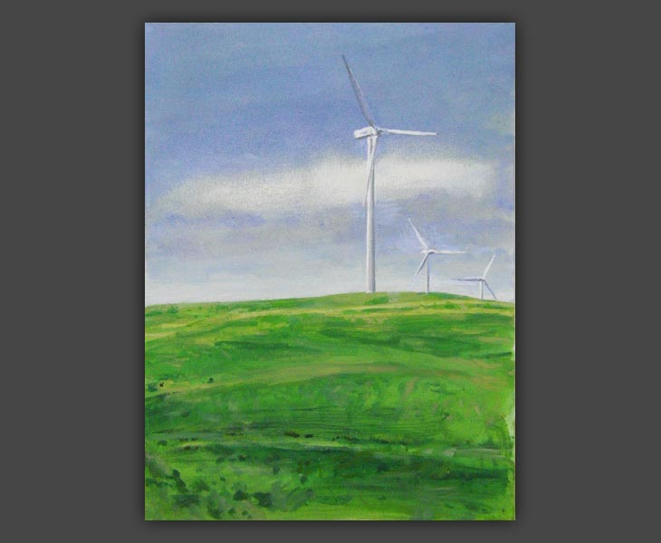 Three Turbines   2013
