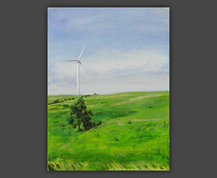 One Turbine   2013