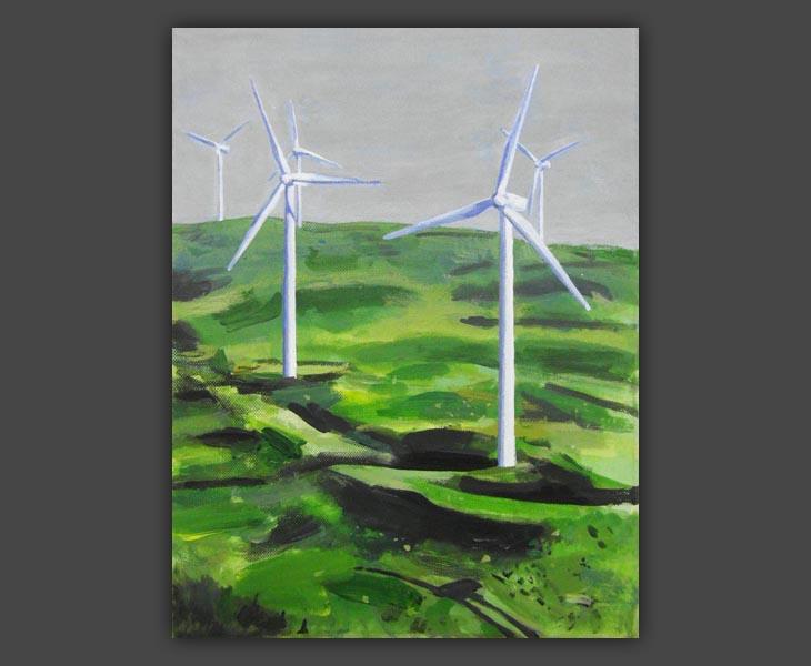 Wind Turbines   2013
