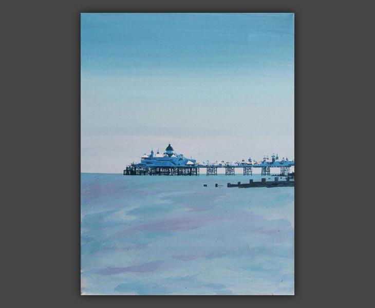 Eastbourne Pier   2013