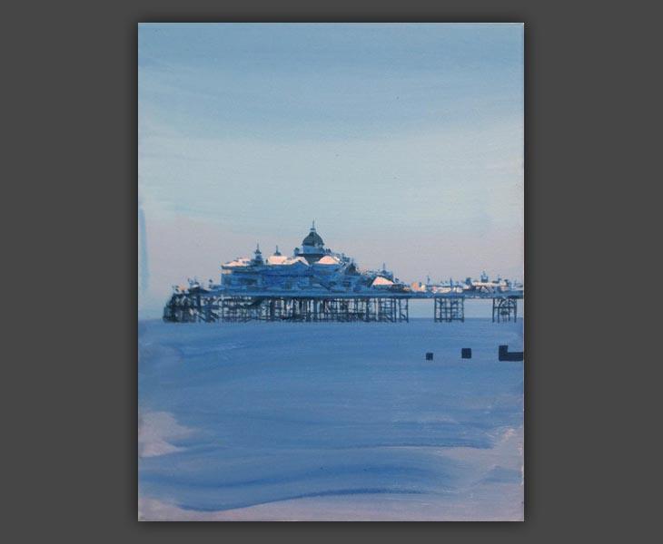 Eastbourne Pier 2   2013